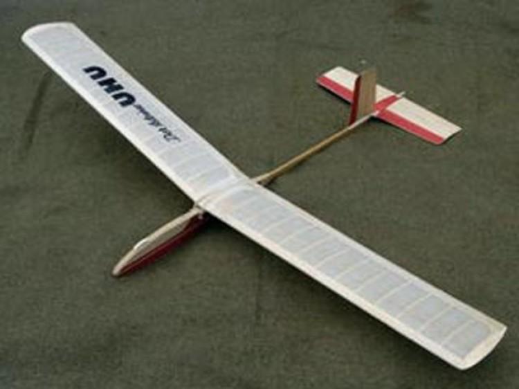 UHU model airplane plan