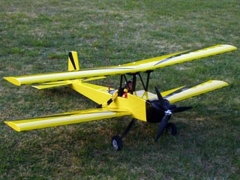 DUO 40 model airplane plan