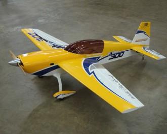 Extra 300 model airplane plan