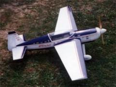 Extra 3.25 model airplane plan