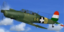 ARADO-96 B model airplane plan