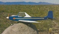 Fire Arrow model airplane plan