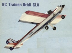 G.L.A. model airplane plan