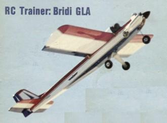 G.L.A. model airplane plan
