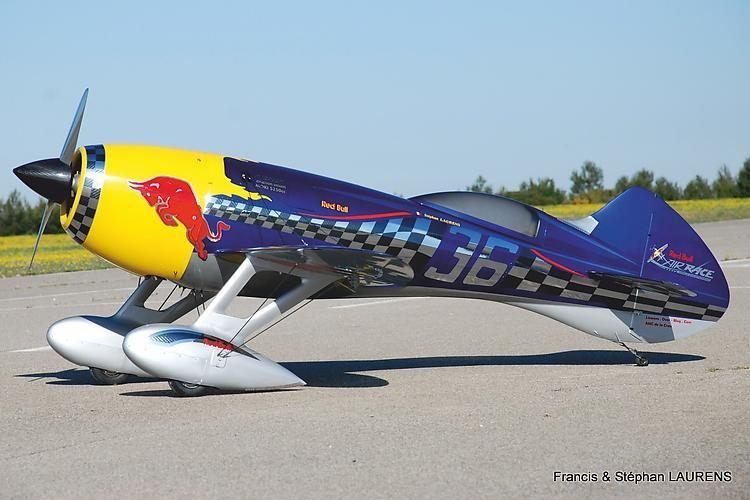 Gee Bee 3 model airplane plan