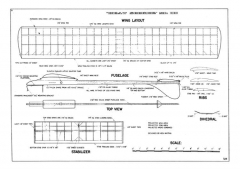 Heatseeker MK III model airplane plan