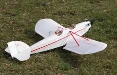 Heinkel 18 model airplane plan