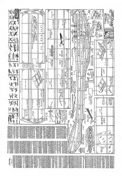 Topper Keil Kraft model airplane plan