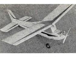 Little Dragon model airplane plan