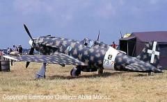 Macchi C.202 model airplane plan