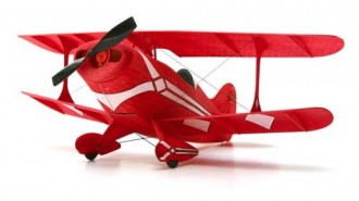 micro pits model airplane plan