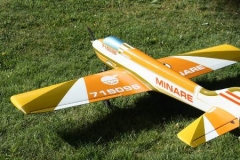Minare model airplane plan