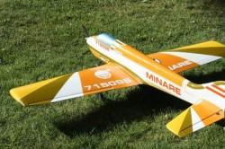 Minare model airplane plan