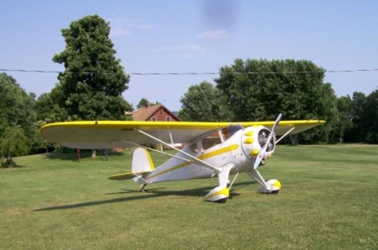 Monocoupe 90 A model airplane plan