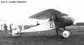 Morane Saulnier model airplane plan