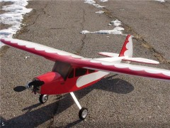 Nimbus model airplane plan