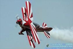Pitts Skelton Aerobatic Bipe model airplane plan