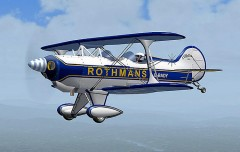 """Pitts Special """"Lil Stinker"""" model airplane plan"""
