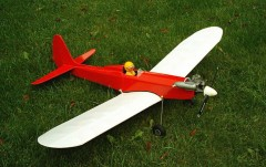 PLAYMATE model airplane plan