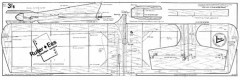 Ruter Ess model airplane plan