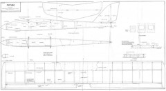 Pedro model airplane plan
