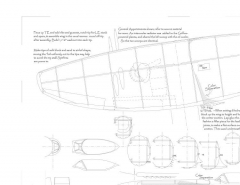 Seafire Mk 47 model airplane plan