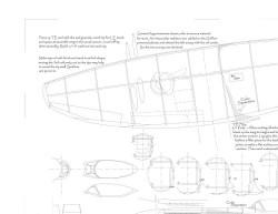 Seafire Mk 47 model airplane plan