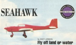 Seahawk model airplane plan