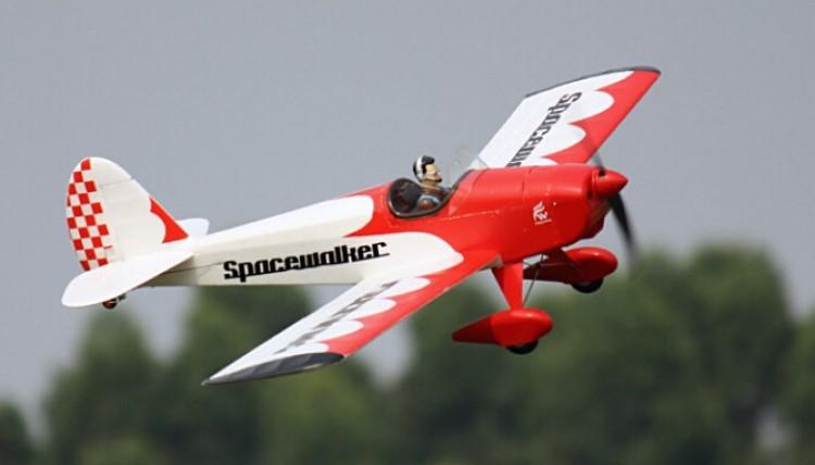 Spacewalker model airplane plan