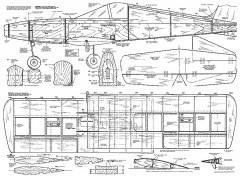 Spirit model airplane plan