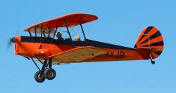 Stampe SV4 model airplane plan