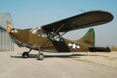 Stinson L5 Sentinel model airplane plan