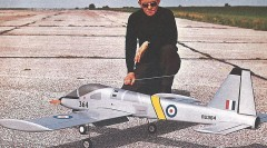 Striker model airplane plan