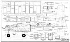 Trainer 60 model airplane plan
