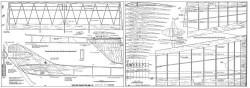 Vector Director III-FM-08-09-1964 model airplane plan