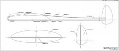 VSFG model airplane plan