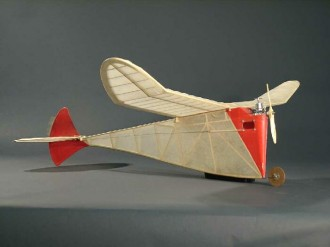 WEDGY model airplane plan