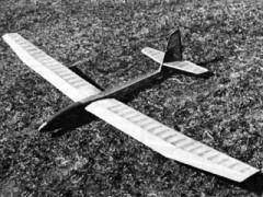 Windsong model airplane plan