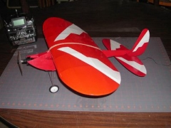 YARD BEE model airplane plan
