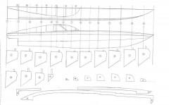 MW-DV model airplane plan