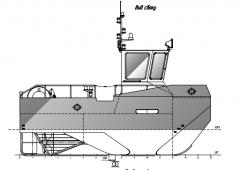 ORIGINAL SPRINGER model airplane plan