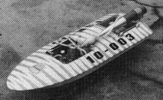 Delfinek model airplane plan