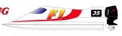 F1 model airplane plan