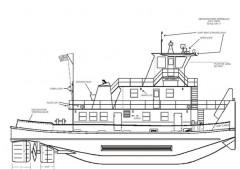 JOEY-CAROL model airplane plan