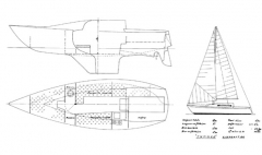 JUDOKA model airplane plan