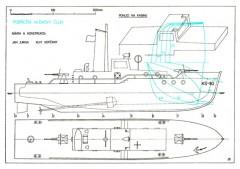 KS 80 model airplane plan