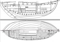 KURUN model airplane plan