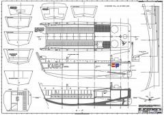 LCVP model airplane plan