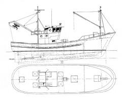 MIRAMAR model airplane plan