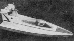 Lotos model airplane plan